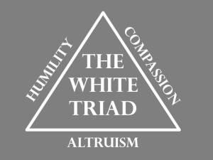 White triad
